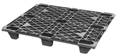 CPP100/PE Plastic Pallet - Photo 2