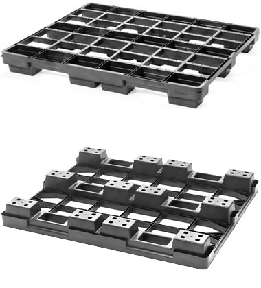 CPP130/ACM Plastic Pallet - Photo 1
