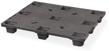 CPP320-C/PE Plastic Pallet - Photo 2