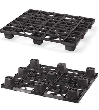 CPP320/PE Plastic Pallet - Photo 1