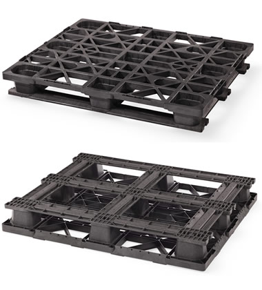 CPP326/ACM Plastic Pallet - Photo 1