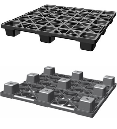 CPP420/ACM Plastic Pallet - Photo 1