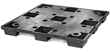 CPP630-C/ACM Plastic Pallet - Photo 2