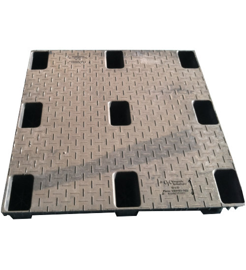 CT-4242-N-42SQCD-C Plastic Pallet - Photo 1