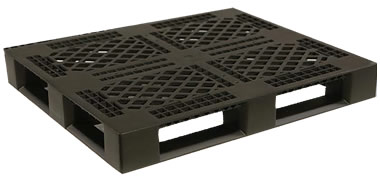 DE4840FP-RACX Plastic Pallet - Photo 2