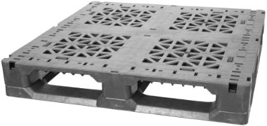 GL-3737-FP-37Square Plastic Pallet - Photo 2
