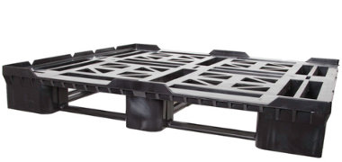 GL-4845-FP-DRL4845 Plastic Pallet - Photo 2