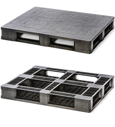 NPP-1210-FP-ENi7CD Plastic Pallet - Photo 1