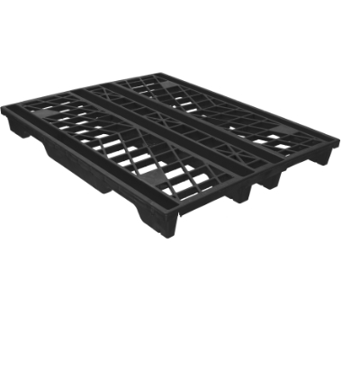 NPP-4840-N-RackNest Plastic Pallet - Photo 1