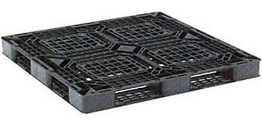 UP-1111-FP-JLD41111E Plastic Pallet - Photo 2