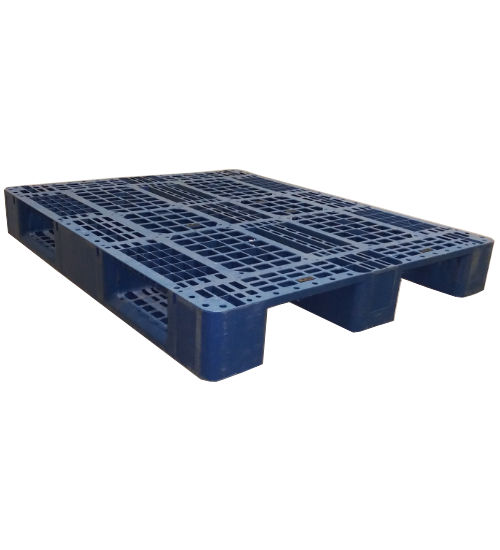 UP-1210-3R-150mm25lbs Plastic Pallet - Photo 1