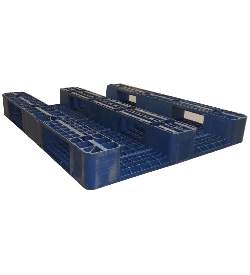UP-1210-3R-150mm25lbs Plastic Pallet - Photo 2