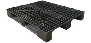 Plastic Pallet - UP-1210-3R-150mm30lbs