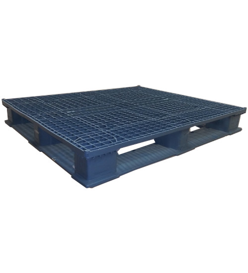 UP-1210-FP-150mm45lbs Plastic Pallet - Photo 1