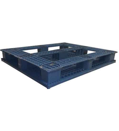 UP-1210-FP-150mm45lbs Plastic Pallet - Photo 2