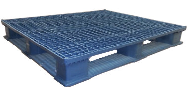 UP-1210-FP-150mm45lbs Plastic Pallet