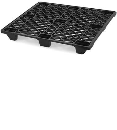 UP-1210-N-110PEA Plastic Pallet - Photo 1
