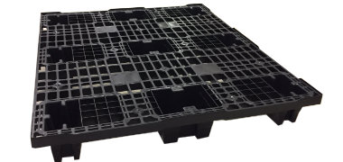 Plastic Pallet - UP-1210-N-Lip16Lbs