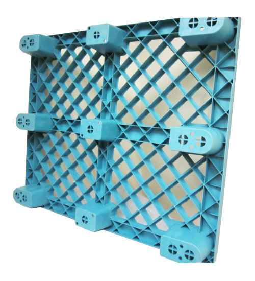 UP-1210-N-PEBLUE Plastic Pallet - Photo 2
