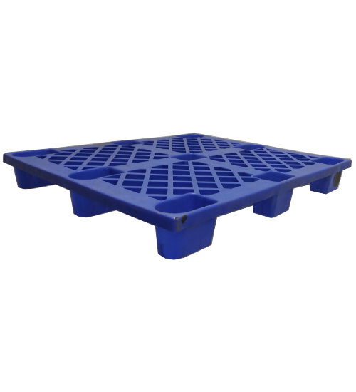 UP-1210-N-PEBLUE Plastic Pallet - Photo 3