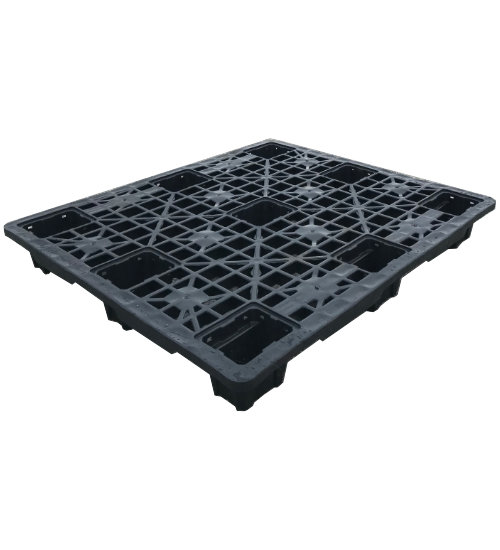 UP-1210-N-PlastPanaNoLip Plastic Pallet - Photo 1