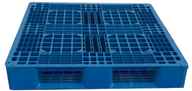 UP-3939-FP-Blue23lbs Plastic Pallet