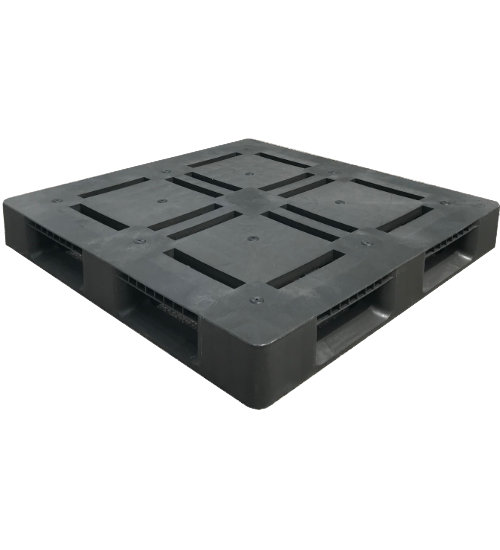 UP-4343-FP-PE43lbs Plastic Pallet - Photo 1