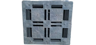 UP-4743-FP-PE Plastic Pallet