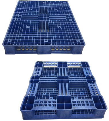 UP-4840-FP-ORBCllSF Plastic Pallet - Photo 1