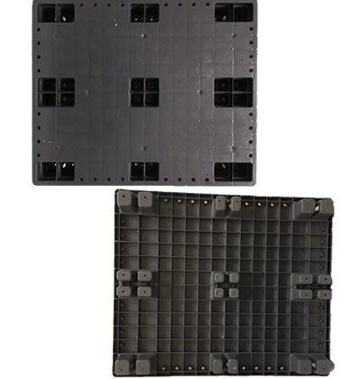 UP-4840-N-BHCD-19 Plastic Pallet - Photo 1