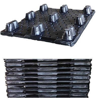 UP-4840-N-ShuertUni2 Plastic Pallet - Photo 1