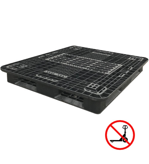 UP-5143-FP-CP7DBLSD Plastic Pallet - Photo 1