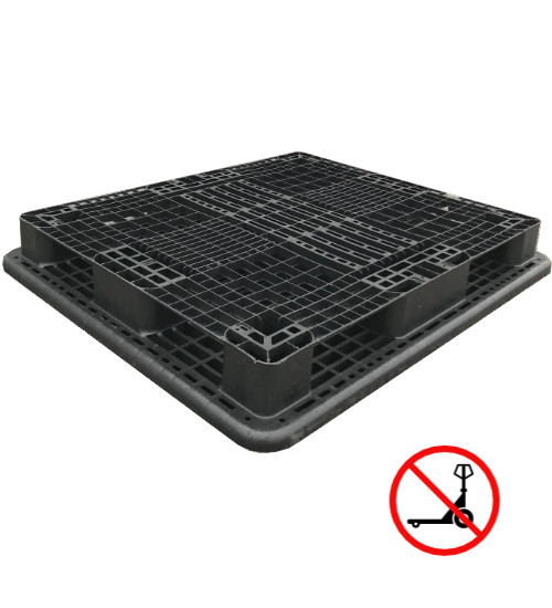 UP-5143-FP-CP7DBLSD Plastic Pallet - Photo 2