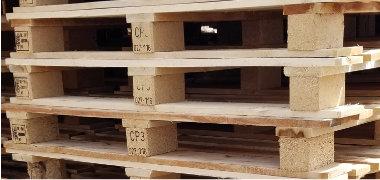 PWU 1140 CP3 B Wood Pallet