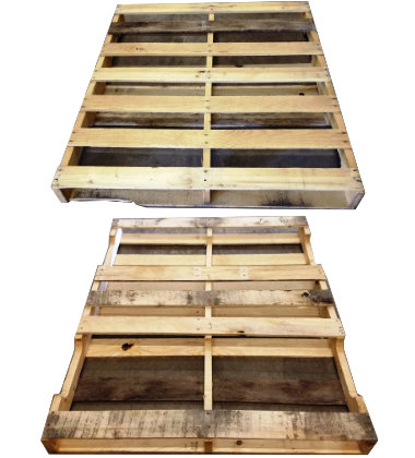 PWU-4840-GMA-SA Wood Pallet - Photo 1