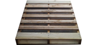 PWN-4840-GMA-S Wood Pallet