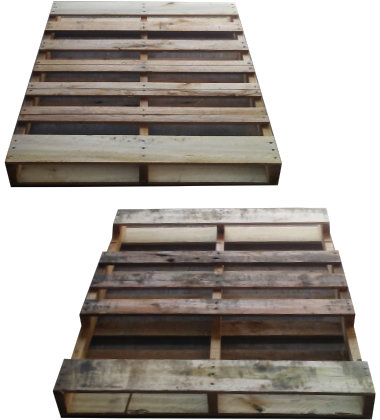 PWN-4840-GMA-S Wood Pallet - Photo 1
